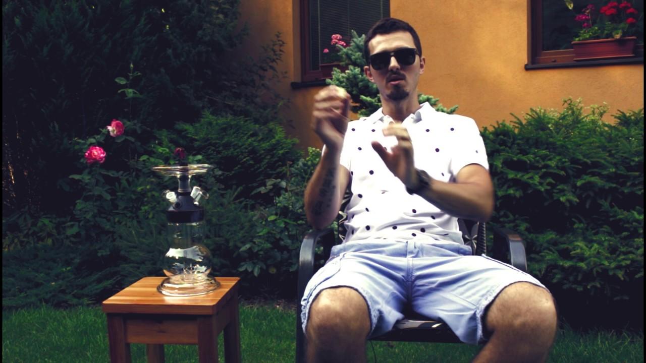 Курим кальян Egeglas Laetitia. Бомба! - YouTube