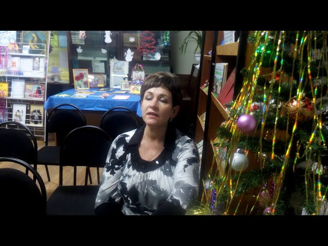 Изображение предпросмотра прочтения – ВалентинаВоскобойникова читает произведение «Не уходи. Побудь со мною...» А.А.Блока