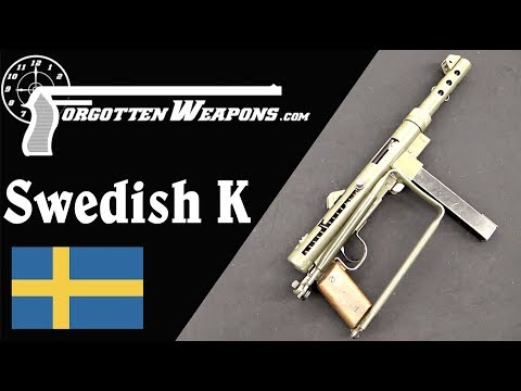 Swedish K: The Carl Gustav m/45B and the Port Said