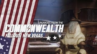 Fallout: New Vegas - Upgrades from the Commonwealth
