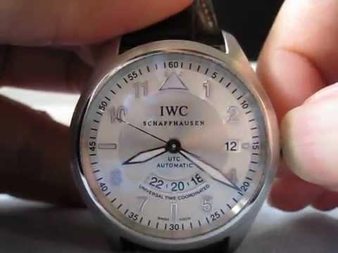 Iwc Spitfire Chronograph Test