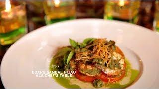 Udang Sambal Hijau - Nina Zatulini - Chef's Table