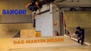 BANGIN´! Dag Martin Nilsen // Skateboarding in Notodden Skateboardhall
