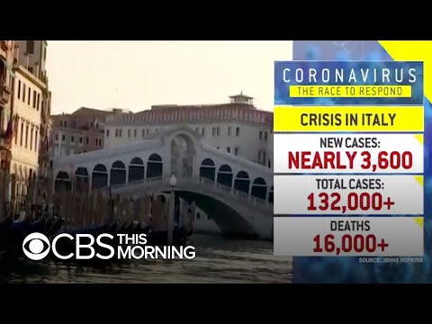 Italy's coronavirus death toll is likely underreported