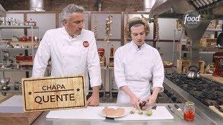 CHAPA QUENTE 13 | UM DIA DE CHEF
