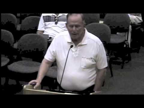 Planning Matters... Resident Bill Adler