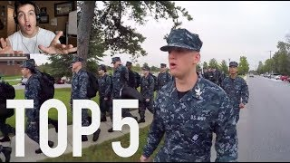 My Top 5 Navy Cadences (must listen)