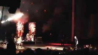 Rascal Flatts at PNC Rewind Tour Motley Crüe Kickstart My Heart