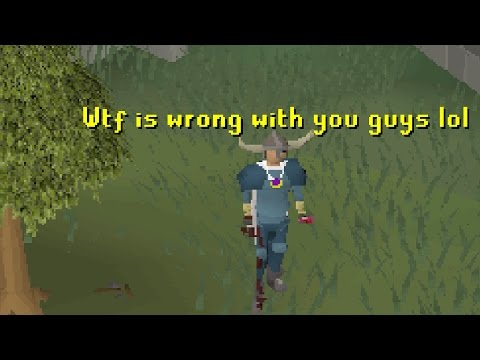 Runescape Account Hackers Are Getting Desperate