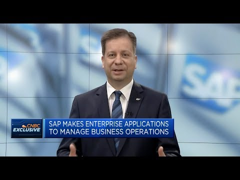 SAP's CFO discusses the opportunities from Saudi Vision 2030 | Middle East News