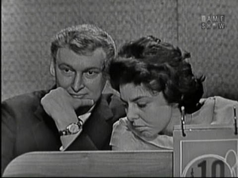 What's My Line? - Elaine May & Mike Nichols; Eamonn Andrews [panel] (Jun 26, 1960)