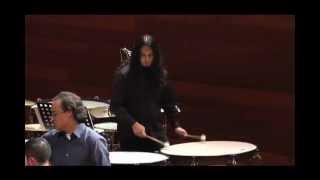 Sonata para dos pianos y percusion - Bela Bartok - I. Assai Lento-Allegro Molto