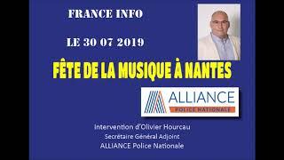 Fête de la musique à Nantes