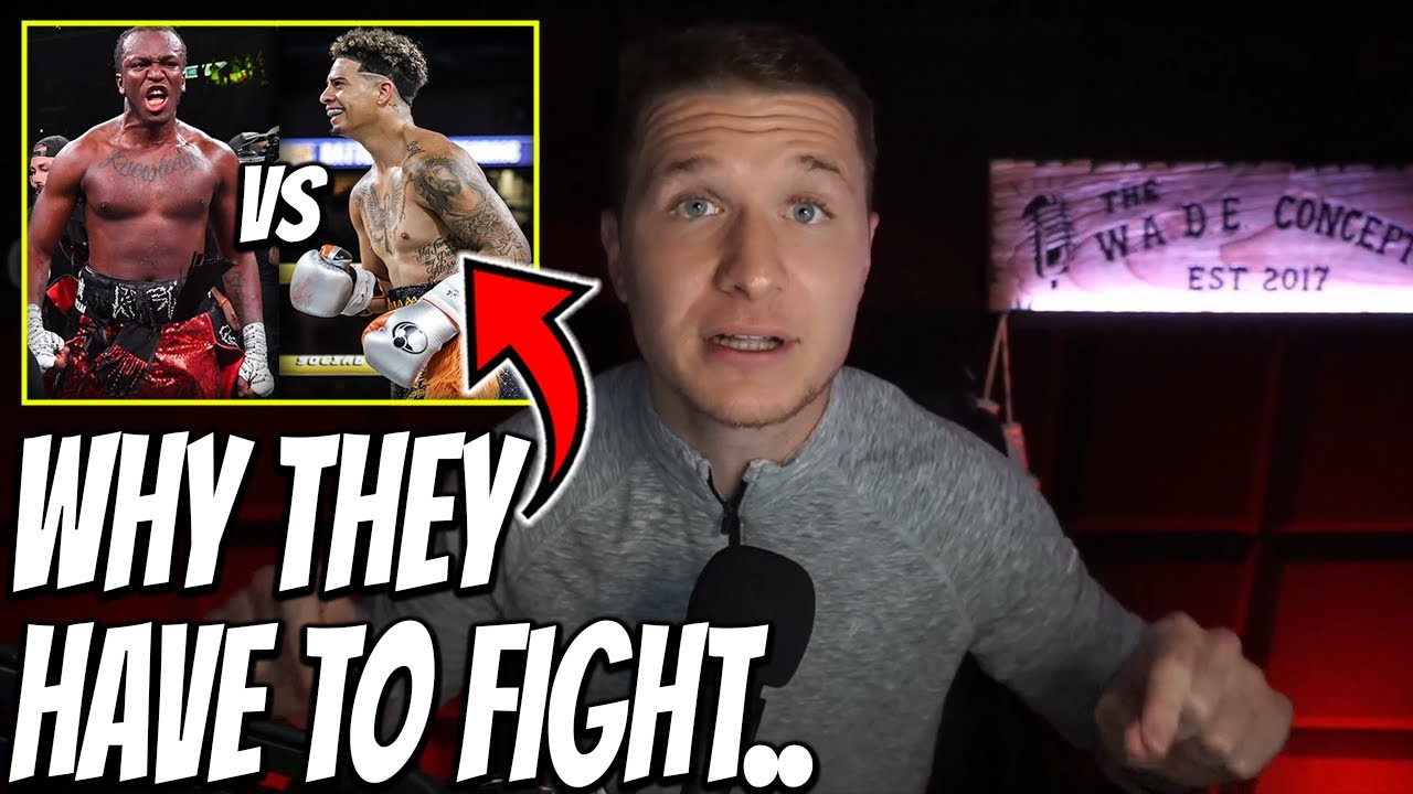 Why KSI vs Austin McBroom HAS TO HAPPEN.. l This FIGHT Is More Important Than You Think