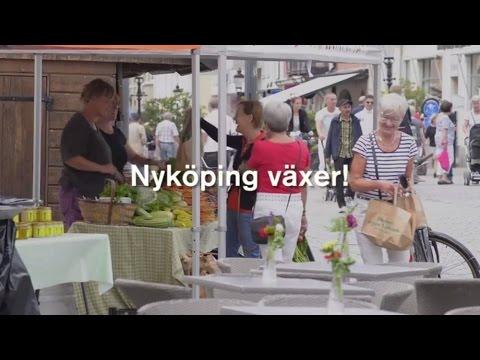 Nyköping växer!