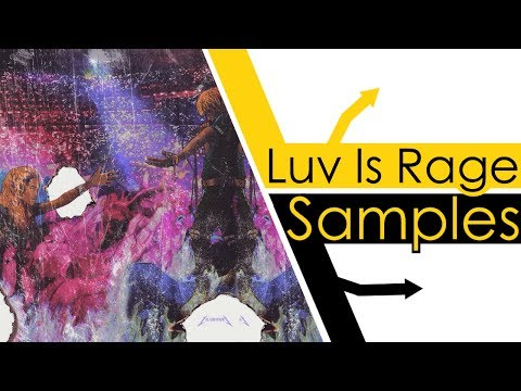 Every Sample From Lil Uzi Vert's Luv Is Rage