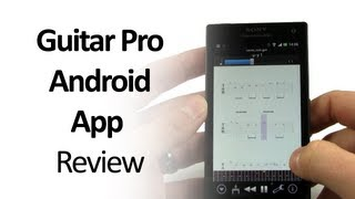 Guitar Pro Android App Review - Play and learn from guitar pro tabs on your android device(https://play.google.com/store/apps/details?id=com.arobasmusic.guitarpro&feature=search_result#?t= ..., 2013-01-11T20:48:51.000Z)