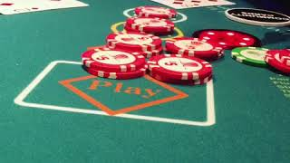 Vegas 3 card poker payout