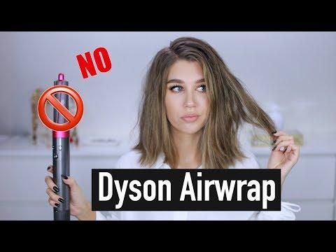 ПОЧЕМУ Я БОЛЬШЕ НЕ ПОЛЬЗУЮСЬ СТАЙЛЕРОМ DYSON AIRWRAP