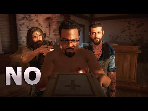 Far Cry 5 - Refusing to say YES to John Seed