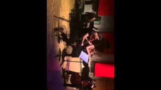 Beethoven piano quartet by Sunny Li