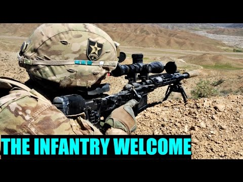 ARMY INFANTRY LIFE