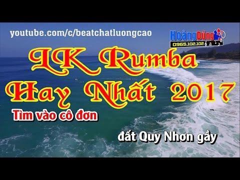 LK Rumba hay nhất 2017 | Mưa Đêm Tình Nhỏ | Âm thanh cực hay hình ảnh full hd | Nhạc sống Minh Công