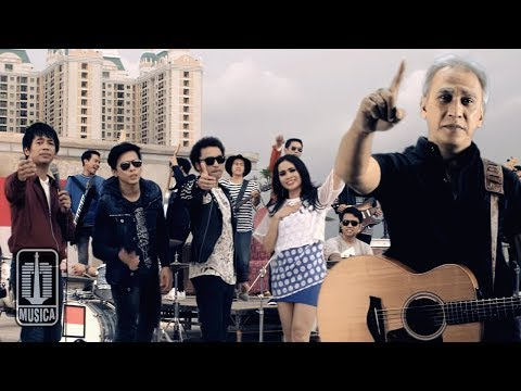 [ALL STARS] IWAN FALS NOAH NIDJI GEISHA D'MASIV - Abadi (Official Music Video)