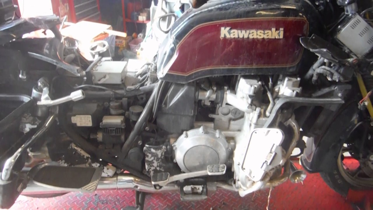 1985 kawasaki zn1300 youtube 1985 kawasaki zn1300 publicscrutiny Choice Image