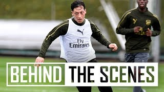 The boys return from international duty | Behind the scenes