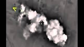 Ночью авиация РФ нанесла новые удары по 4 объектам ИГИЛ
