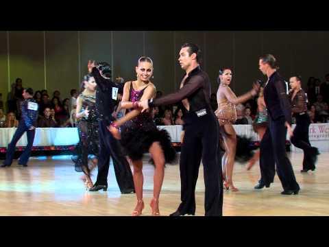 Ballroom Dance  2011 Desert Classic Open Professional Latin Final