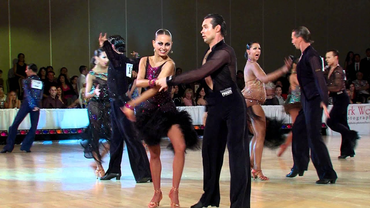 Ballroom Dance >> Ballroom Dance Video 2011 Desert Classic Open Professional Latin