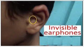 invisible earphones