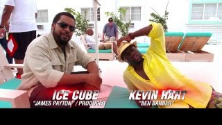Ride Along 2 (2016) Ride Along With Kevin And Cube (Universal Pictures)