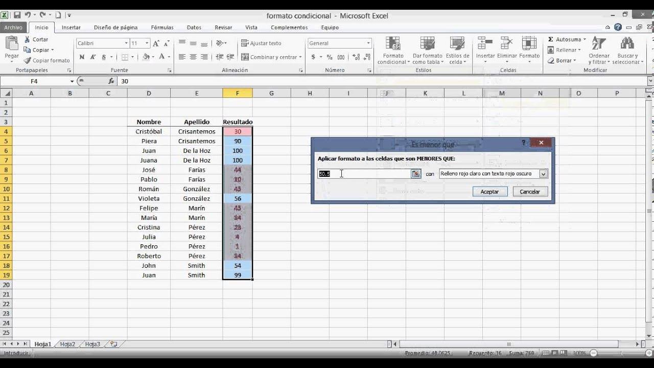 20 Fórmulas de Excel para ser Más Productivo   Udemy Blog