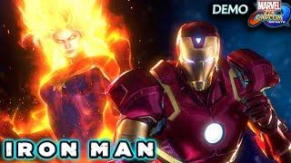 I'M IRON MAN - Marvel VS Capcom INFINITE (Demo) Gameplay Walkthrough HINDI