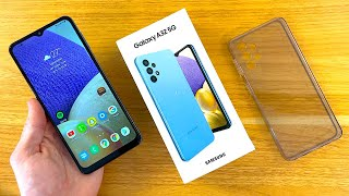 Samsung Galaxy A32 5G Unboxing & First Impressions!