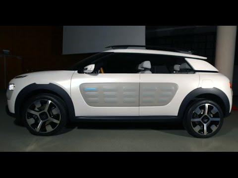 Citroën C4 Cactus 2015 $20,000+ Citroen Hybrid 2015 Commercial CARJAM TV 2014