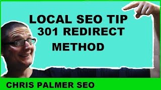 301 Redirect Local SEO GMB Tip