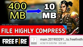 FREE FIRE V1.30.0 Update Apk+Obb File Highly Compressed | Download failed because WiFi disabled