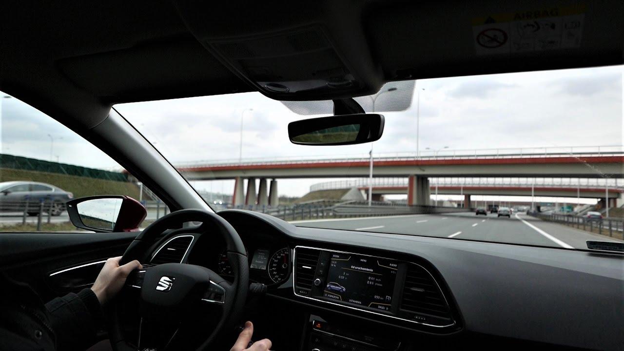 2017 Seat Leon FR 1.4 TSI TEST DRIVE [ Pierwsze Wrażenia ][ Jazda Próbna ] Testowa PL