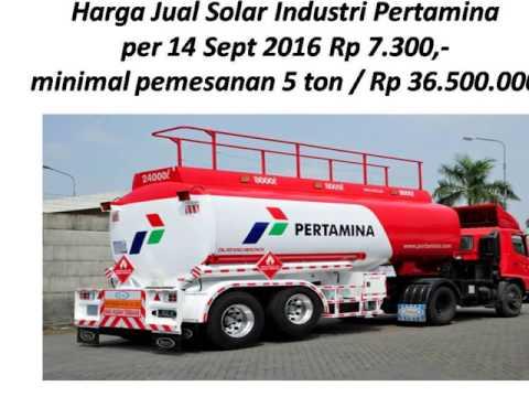 Jual Solar Industri Pertamina Tp. 082143346988