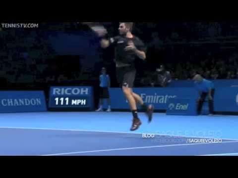Stanislas Wawrinka's racquet gets some payback