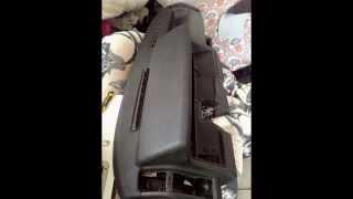 Torpido kaplama - Dashboard repair
