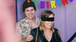 I threw a stranger a surprise birthday party