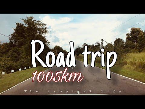 Road trip   1005km   Sri Lanka   The tropical life   #vlog2