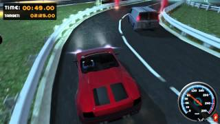 Ocean City Racing Gameplay [ PC HD ]