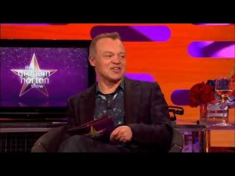Damian Lewis on The Graham Norton  Part 33