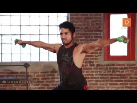 Isaac's Full Body Broadway Workout
